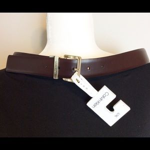 NWT Calvin Klein Reversible Belt. Size L/XL